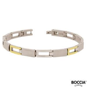 03034-02 Boccia Titanium armband
