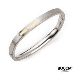 0304-01 Boccia Titanium armband