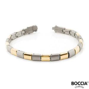0313-02 Boccia Titanium armband