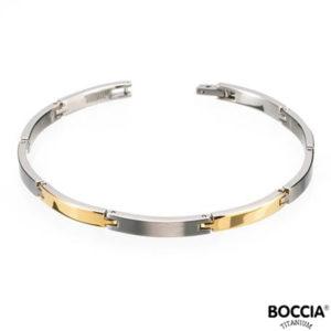 0319-05 Boccia Titanium armband