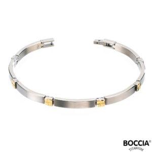 0329-04 Boccia Titanium armband