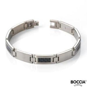 0333-01 Boccia Titanium armband