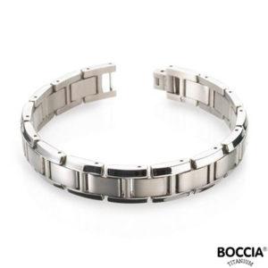 0337-01 Boccia Titanium armband