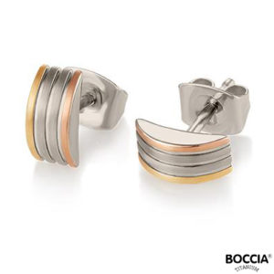 05006-04 Boccia Titanium oorbellen