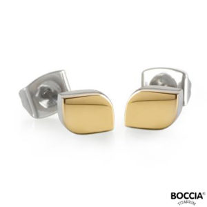 05008-03 Boccia Titanium oorbellen