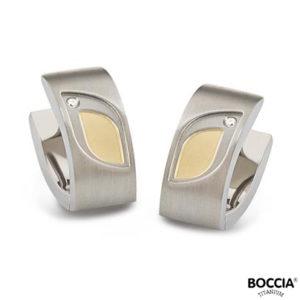 05009-03 Boccia Titanium oorbellen