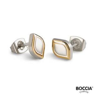 05011-02 Boccia Titanium oorbellen