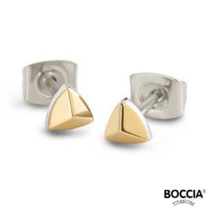 05015-02 Boccia Titanium oorbellen