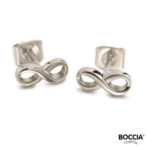 05020-01 Boccia Titanium oorbellen