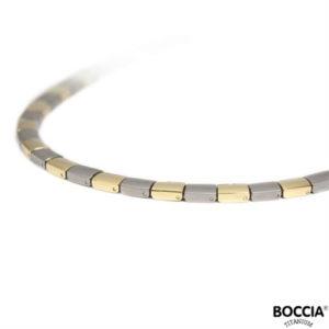 0812-02 Boccia Titanium collier