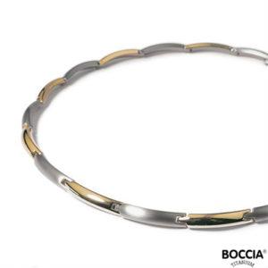0817-03 Boccia Titanium collier