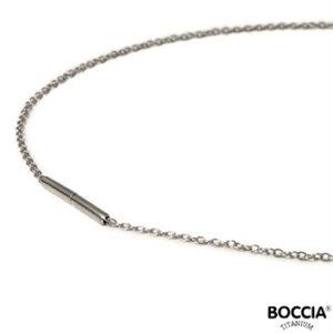 0819-01 Boccia Titanium collier
