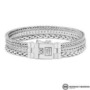 J104 Buddha to Buddha Triple Mini armband