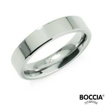 0121-01 Boccia Titanium Ring
