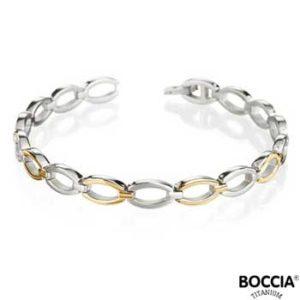 0383-02 Boccia Titanium armband