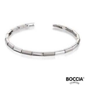 0387-01 Boccia Titanium armband