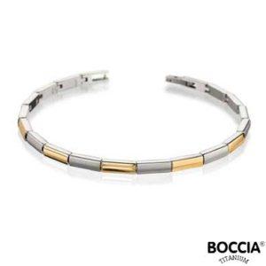 0387-02 Boccia Titanium armband