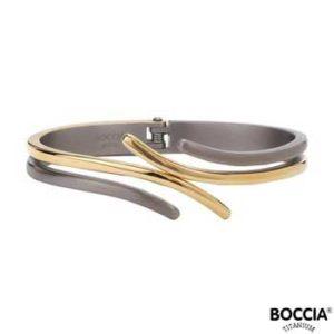 0396-03 Boccia Titanium armband
