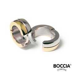 0505-07 Boccia Titanium oorbellen