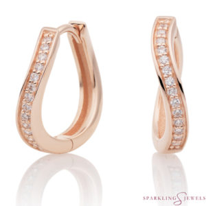 EAR02 Sparkling Jewels Creolen