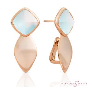 EAR05-G14 Sparkling Jewels Opaliet