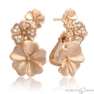 EAR07 Sparkling Jewels oorbellen