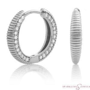 EAS03 Sparkling Jewels creolen