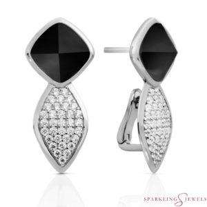 EAS06-G07 Sparkling Jewels oorbellen