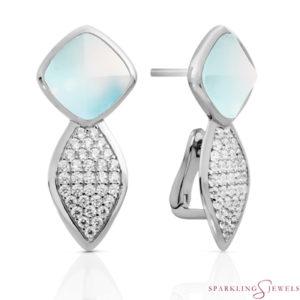 EAS06-G14 Sparkling Jewels oorbellen