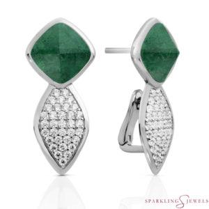 EAS06-G16 Sparkling Jewels oorbellen