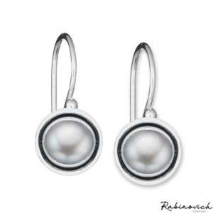 25104065 Rabinovich Oorhangers Pearl