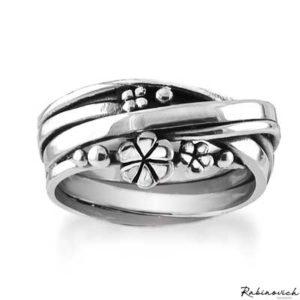 63103000 Rabinovich Ring Zilver