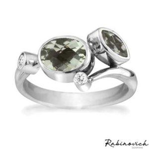 67403019 Rabinovich Ring Green Feature