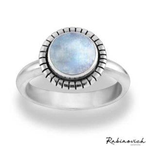 67503021 Rabinovich Ring Maansteen