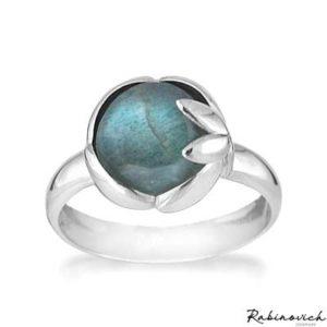 67603013 Rabinovich Ring Labradoriet