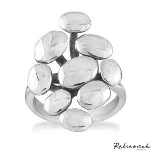 67703000 Rabinovich Ring Zilver