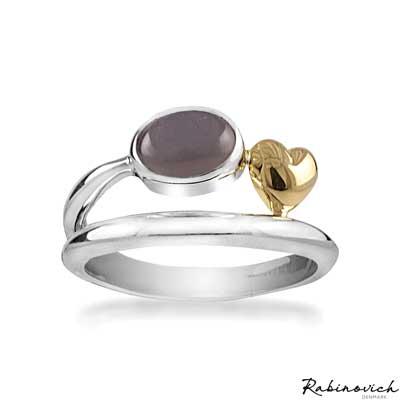 67803856 Rabinovich Ring Maansteen