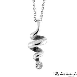 69702006 Rabinovich Collier Curly Diva