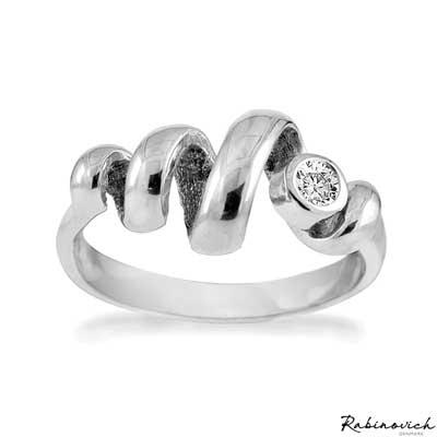 69703006 Rabinovich Ring Topaas