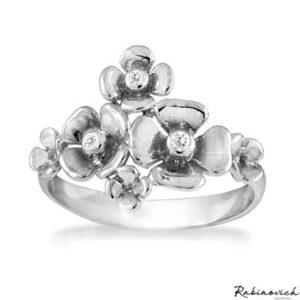 69803044 Rabinovich Ring Zirkonia