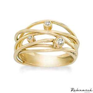 70303306 Rabinovich Ring Topaas
