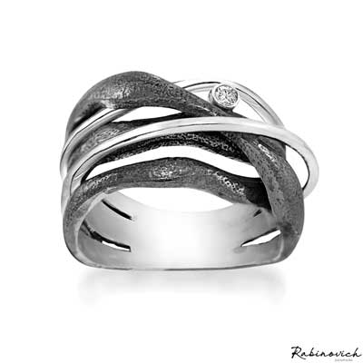 70803006 Rabinovich Ring Topaas