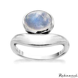 71503021 Rabinovich Ring Maansteen