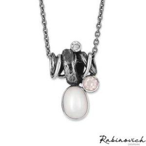 72102000 Rabinovich Collier Glamorous Pearl