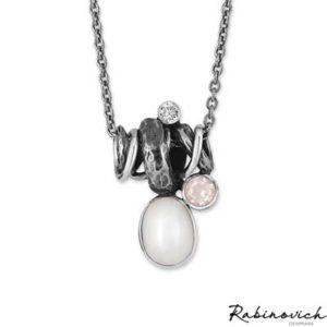 72102065 Rabinovich Collier Glamorous Pearl