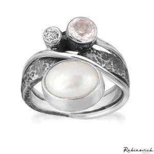 72103065 Rabinovich Ring Glamorous Pearl