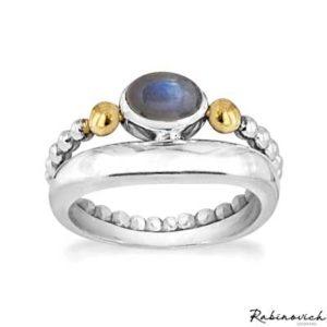 72203813 Rabinovich Ring Labradoriet