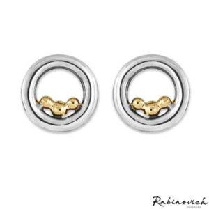 72405800 Rabinovich Oorstekers Golden Bubbles
