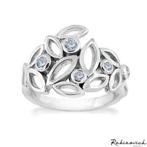 72703006 Rabinovich Ring Topaas