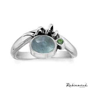 74703003 Rabinovich Ring Powerful Wave